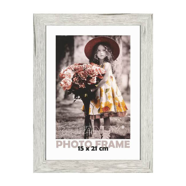 Wooden Post Frame 6 X 8 Inch With Plastic Sheet Home Art Frame Factory